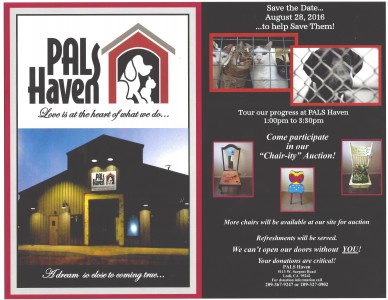 PALS Haven Open House